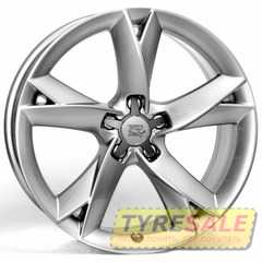Купить WSP ITALY S5 POTENZA W558 SILVER R16 W7.5 PCD5x112 ET42 DIA57.1