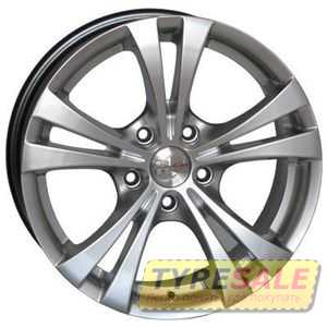 Купить RS WHEELS Wheels 5066 (089f) HS R14 W6 PCD5x98 ET30 DIA58.1