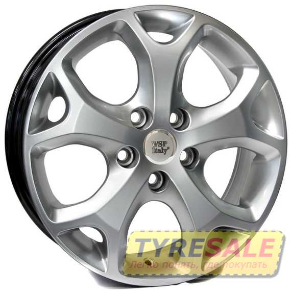 WSP ITALY MAX-MEXICO FO50 W950 HYPER SILVER - Интернет магазин шин и дисков по минимальным ценам с доставкой по Украине TyreSale.com.ua