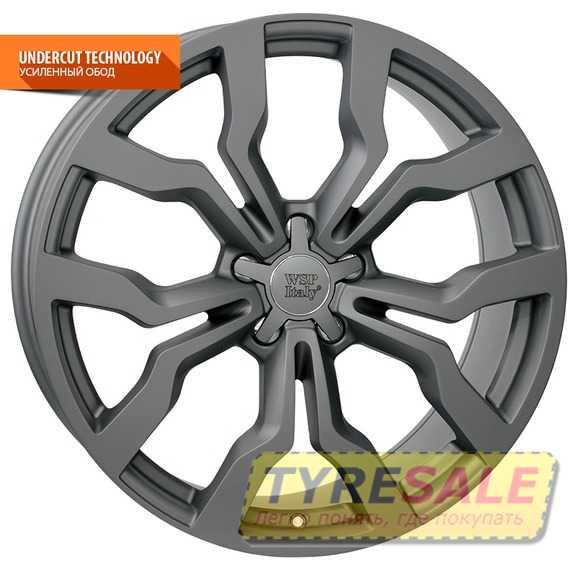 WSP ITALY MEDEA W565 MATT GUN METAL - Интернет магазин шин и дисков по минимальным ценам с доставкой по Украине TyreSale.com.ua