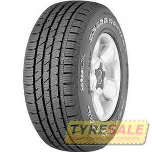 Купить Летняя шина CONTINENTAL ContiCrossContact LX 265/60R18 110T