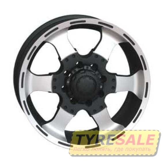 RS LUX Wheels 6037 MCB - Интернет магазин шин и дисков по минимальным ценам с доставкой по Украине TyreSale.com.ua