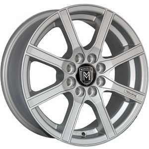 Купить MARCELLO MR-30 Silver R13 W5.5 PCD4x98/100 ET35 DIA73.1