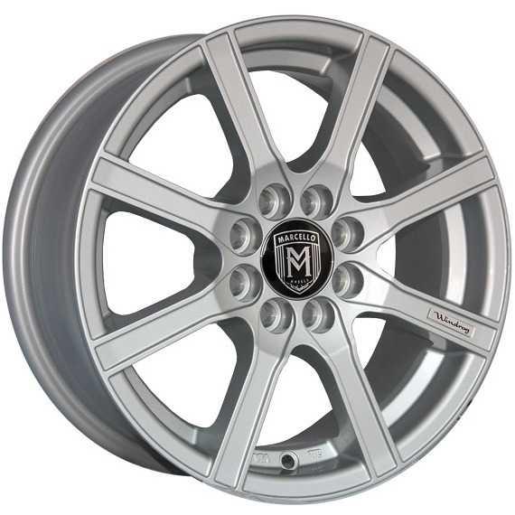 MARCELLO MR-30 Silver - Интернет магазин шин и дисков по минимальным ценам с доставкой по Украине TyreSale.com.ua