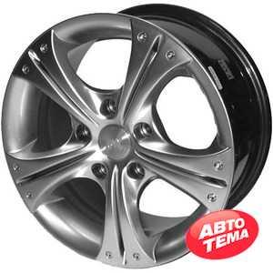 Купить RW (RACING WHEELS) H-253 HS R14 W6 PCD4x98 ET38 DIA58.6