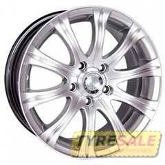Купить RW (RACING WHEELS) H-285 HS R14 W6 PCD4x98 ET38 DIA58.6