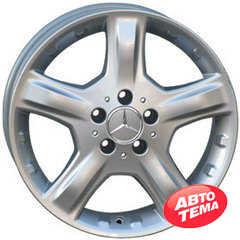 FOR WHEELS ME 419f Silver - Интернет магазин шин и дисков по минимальным ценам с доставкой по Украине TyreSale.com.ua