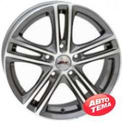 RS WHEELS Wheels 5163TL MG - Интернет магазин шин и дисков по минимальным ценам с доставкой по Украине TyreSale.com.ua