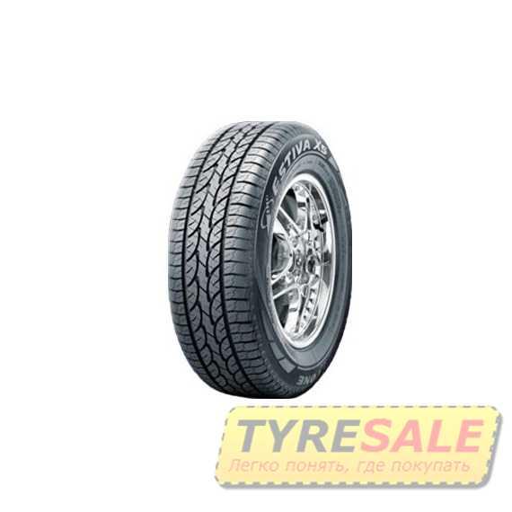Всесезонная шина SILVERSTONE Estiva X5 - Интернет магазин шин и дисков по минимальным ценам с доставкой по Украине TyreSale.com.ua