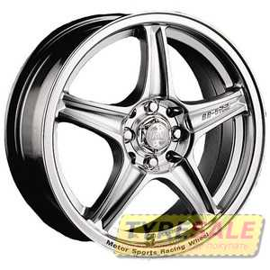 Купить RW (RACING WHEELS) H-126 HS R14 W6 PCD4x100 ET35 DIA67.1