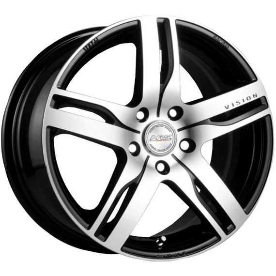 RW (RACING WHEELS) H-459 BK-F/P - Интернет магазин шин и дисков по минимальным ценам с доставкой по Украине TyreSale.com.ua
