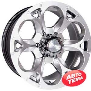 Купить RW (RACING WHEELS) H-276 HS R17 W8 PCD6x139.7 ET20 DIA110.5