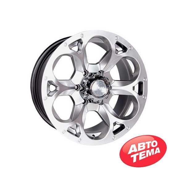 RW (RACING WHEELS) H-276 HS - Интернет магазин шин и дисков по минимальным ценам с доставкой по Украине TyreSale.com.ua