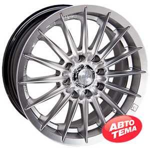 Купить RW (RACING WHEELS) H-155 HS R14 W6 PCD4x100 ET35 DIA67.1