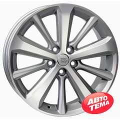 Купить WSP ITALY L'AQUILA W1770 SILVER POLISHED R19 W7.5 PCD5x114.3 ET35 DIA60.1