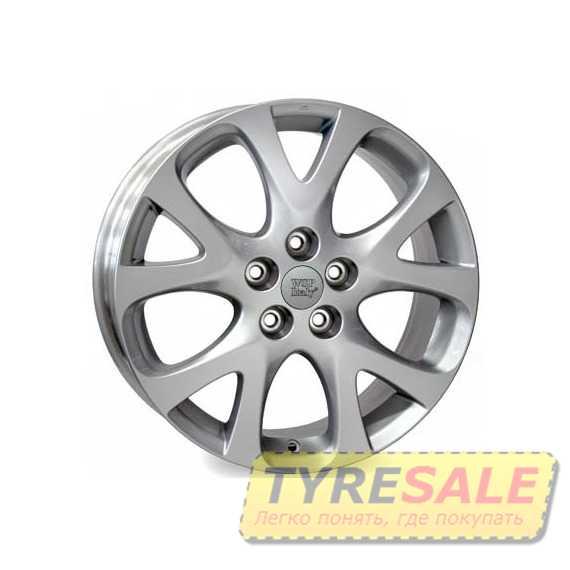 WSP ITALY HELLA W1904 SILVER - Интернет магазин шин и дисков по минимальным ценам с доставкой по Украине TyreSale.com.ua