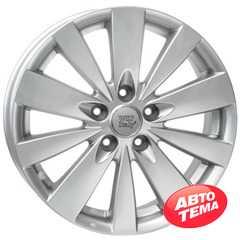 Купить WSP ITALY RAVENNA W3904 SILVER R17 W6.5 PCD5x114.3 ET46 DIA67.1