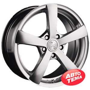Купить RW (RACING WHEELS) H-337 HS R13 W5.5 PCD4x98 ET38 DIA58.6