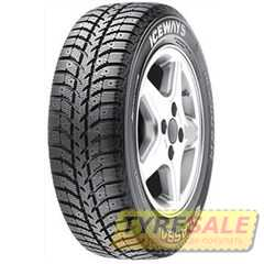 Купить Зимняя шина LASSA Ice Ways 195/55R15 85T (Под шип)