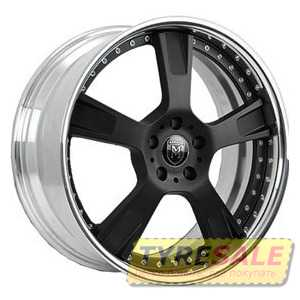 Купить MARCELLO MT-02 MB R20 W8.5 PCD5x112 ET35