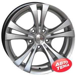 Купить RS WHEELS Wheels 5066 (089f) HS R14 W6 PCD4x114.3 ET38 DIA67.1