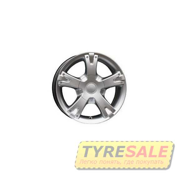 RS WHEELS Wheels 5025 HS - Интернет магазин шин и дисков по минимальным ценам с доставкой по Украине TyreSale.com.ua