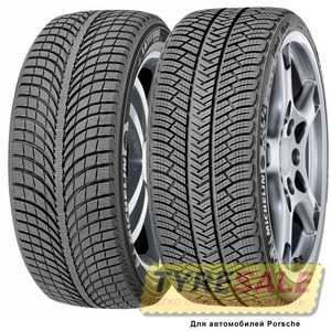Купить Зимняя шина MICHELIN Latitude Alpin 2 (LA2) 295/35R21 107V