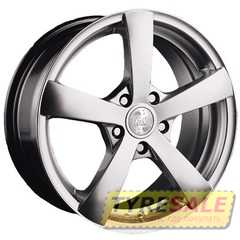 Купить RW (RACING WHEELS) H-337 HS R15 W6.5 PCD4x100 ET40 DIA67.1
