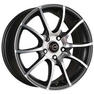 Купить RW (RACING WHEELS) H-470 BK-F/P R15 W6.5 PCD4x100 ET40 DIA67.1
