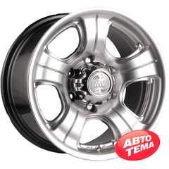 Купить RW (RACING WHEELS) H-338 HS R17 W8 PCD6x139.7 ET20 DIA110.5