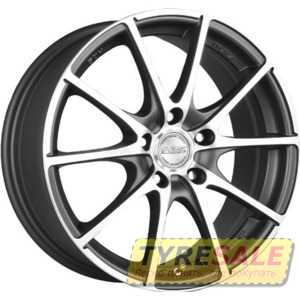 Купить RW (RACING WHEELS) H 490 DDNFP R14 W6 PCD4x100 ET38 DIA67.1