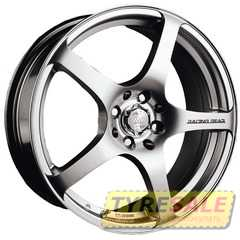 Купить RW (RACING WHEELS) H 125 HPT R14 W6 PCD4x98 ET38 DIA58.6