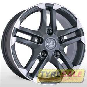 Купить REPLICA Toyota A F9077 GL R20 W8.5 PCD5x150 ET60 DIA110.3