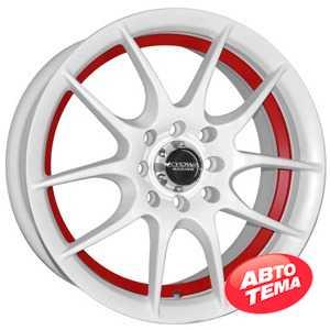 Купить KYOWA RACING KR-583 IRMW R15 W6.5 PCD4x100/114.3 ET40 DIA67.1