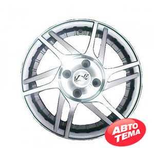 Купить WOLF Twister 239 MS R14 W5.5 PCD4x98 ET35 DIA58.6