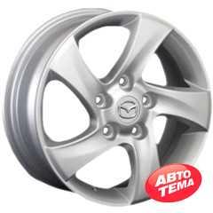 Купить REPLICA Mazda A F 5062 SiL R15 W6 PCD5x114.3 ET47 DIA67.1