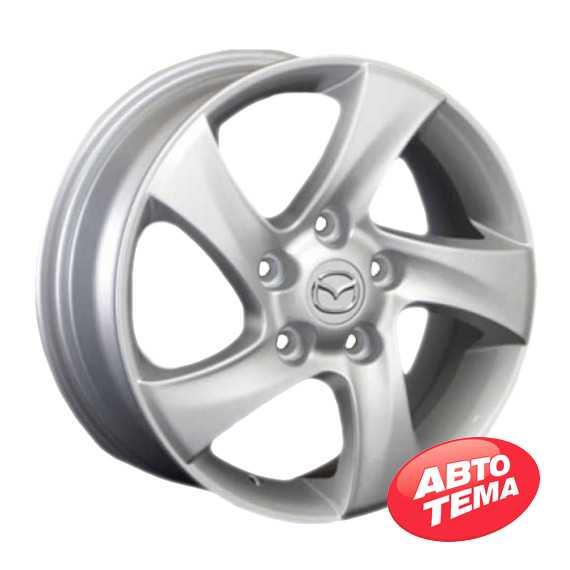 REPLICA Mazda A F 5062 SiL - Интернет магазин шин и дисков по минимальным ценам с доставкой по Украине TyreSale.com.ua