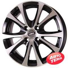 Купить TECHLINE 509 BD R15 W6 PCD4x100 ET45 DIA54.1