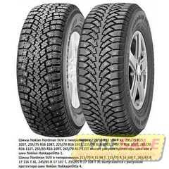 Зимняя шина NOKIAN Nordman SUV - Интернет магазин шин и дисков по минимальным ценам с доставкой по Украине TyreSale.com.ua