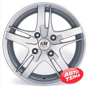 Купить KORMETAL KM 805 S R15 W6.5 PCD5x112 ET37 DIA66.6