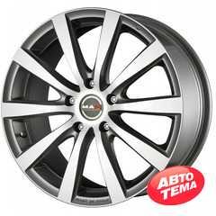 MAK IGUAN Graphite Mirror Face - Интернет магазин шин и дисков по минимальным ценам с доставкой по Украине TyreSale.com.ua