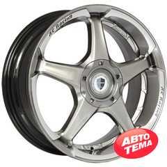Купить ALLANTE 561 HBCL R16 W7 PCD4x100/108 ET18 DIA73.1