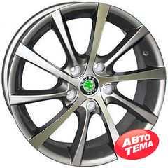 REPLICA Skoda 1263 GM4 - Интернет магазин шин и дисков по минимальным ценам с доставкой по Украине TyreSale.com.ua