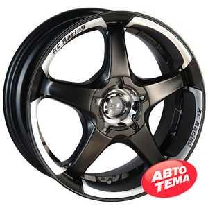 Купить ALLANTE 561 DBCL R15 W6.5 PCD4x98/114.3 ET35 DIA73.1