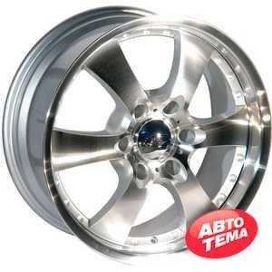 Купить ALLANTE 611 SF R18 W8 PCD6x139.7 ET20 DIA110.2