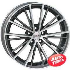 Купить RS LUX Wheels 111J MDG R18 W8 PCD5x112 ET40 DIA73.1