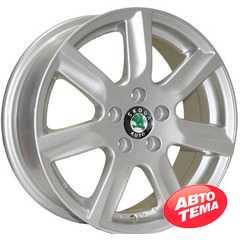 Купить ZW 7314 S R15 W6 PCD5x100 ET40 DIA57.1