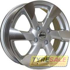 Купить ZW 7319 SP R15 W5.5 PCD4x100 ET45 DIA60.1