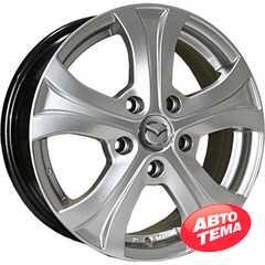 Купить ZW 7447 HS R15 W6 PCD5x114.3 ET49 DIA67.1