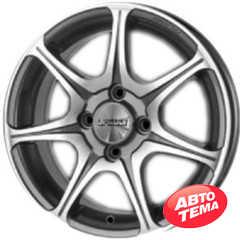 Купить LAWU 1460 HS R14 W5.5 PCD4x98 ET35 DIA67.1